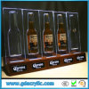 LED Wooden Acrylic Bottle Glorifier Display Holder for Advertising