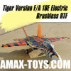 Ep-D01e 4CH RC F/A 18e Tiger Version