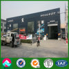 Prefab Steel Building for Peugeot 4s Car Shop in China (XGZ-SSB072)