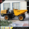 3ton 4WD Diesel Front Tipper 180 Rotate Small Dumper