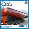 Tri-Alxe V Type Silo Bulk Cement Tank Semi Trailer, Dry Bulk Cement Transport Semi-Trailer