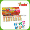Fruit Jam with Biscuit Stick (English letter)