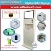 Cell Phone Charger Station Kiosk for Digital Signage Media Players