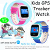 Kids GPS Tracker Watch with Multiple Languages (Y5)