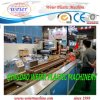 Twin Screw Extruder Decking Pallet Wall Panel Profile Wood Plastic Machine