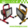 20W Portable&Rechargeable LED Floodlight with CE/RoHS.