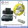 Pan/Tilt Sewer Pipe Inspection Camera 360 Degree Detection