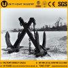 Stockless Marine Hall Anchor with BV Certificate