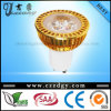 9W 110- 240V Warm White GU10 LED Light