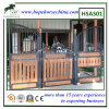 Powder Coated Galvanized Horse Stable