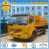 8 Tons Dongfeng 6 Wheels Hot Sale 8 T Arm Roll off Garbage Truck
