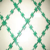 PVC Coated Barbed Wire Fence (single, double, three twist type)