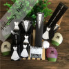 4-5 Star Hotel Disposable Beautuful Black Skirt Hotel Supplies Amenities
