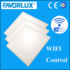 38W 620*620 100lm/W Square LED Panel Light with WiFi Control