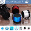 4 Colors MP3/MP4/Mobile Phone/Tablet PC Good Voice Mini Bluetooth Wireless Speaker (G7)