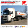 3 Axles Flammable Liquids Tanker Semi Trailer with ABS Braking System