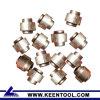 Sintered Diamond Beads for Diamond Wires