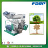 Horizontal Ring Die Pellet Fuel Extruder