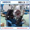 Full-Automatic Wheel Straightening Machine with Polishing Set, with Lathe System