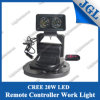 20W 360o Magnetic CREE LED Work Light Spotlight Car Wireless Remote