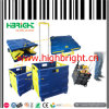 Virgin PP Plastic Pack and Roll Shopping Cart