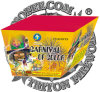Carnival of Color 25 Shots Fan Cake Fireworks/ Fireworks Cake/ Lowest Price