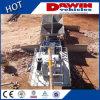 25 Cbm/Hr Trailer Mobile Concrete Mixing Plant with 2*4m3 Aggregates Batching Bins