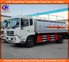 6 Wheels Dongfeng Tianjin 12000L 15000L Oil Transport Tanker Truck Fuel Tank Truck