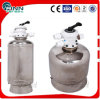 FL Factory Produce Swimming Pool Top Mount Stainless Steel Sand Filter