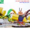Amusement Octopus Ride for Sale (BJ-RR12)