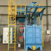 Q376 Hook Type Shot Blasting Machine with Ce ISO