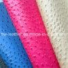 Ostrich PU Leather for Duffels Hw-863