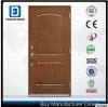 Hand Craftsmanship Veneer Door Skin Fiberglass Front Door