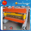 PLC Automatic Decking Floor Sheet Roll Forming Machine