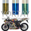 Crystal Interference Pearl Pigment for Motorcycle Painting