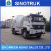 Made in China Sinotruk HOWO 6X4 Mixer Truck LHD