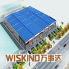 Wiskind Warehouse Prefab Steel Garage