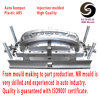 Factory Direct Sales Plastic Injection Auto Bumper Mould