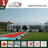 500 People Clear Top Marquee Tent Structure Temporary