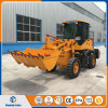 China New Articulated Compact Wheel Loader Payloader