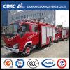 Isuzu 4*2 Fire Truck with 3 Kinds Dispensing Materials (water, foam, powder)