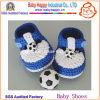Fancy Fabric Shoes Baby Crochet