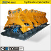 Plate Compactor for Excavator Hydraulic Garbage Compactor Soil Compactor