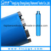 Brazed Diamond Core Drill Bit