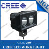 1500 Lumens 20W CREE LED Work Lamp 4inch Motorcycle Headlight