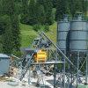 Skip Type Concrete Mixing Plant (HZS75)