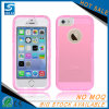 Clear Transparent Crystal TPU Hard Phone Case for iPhone 5/5s