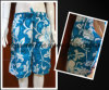 Full Printed Beachwear Swimwear Board Shorts for Man/Women
