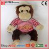 Children/Kids Gift Plush Animal Stuffed Monkey Toy in Hat