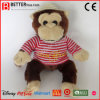 Soft Plush Animal Stuffed Monkey Toy for Children